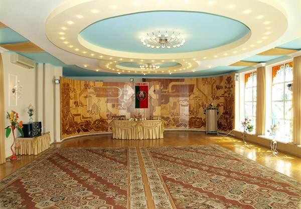 торжественный зал, Советский ЗАГС