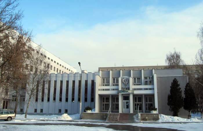 фотография Советского ЗАГСа в Гомеле
